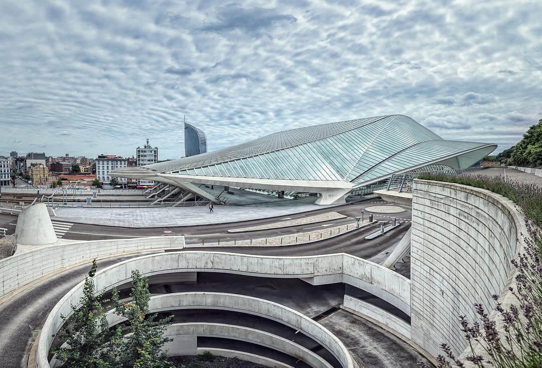 Liège railway station
